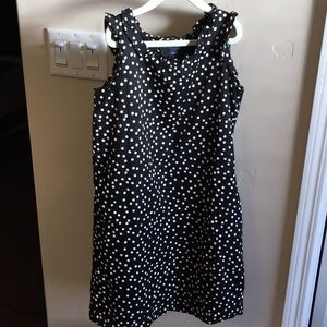 Girls Gap polka dot dress size 10
